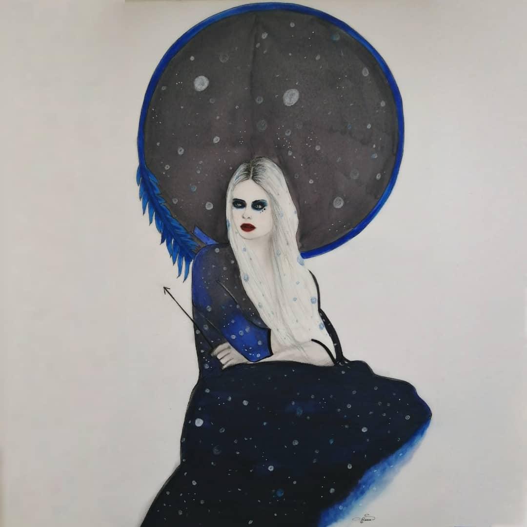 ... L'hiver bleu 💙✨