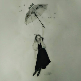 The little umbrella (sold out)