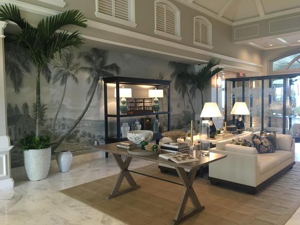 Lobby West