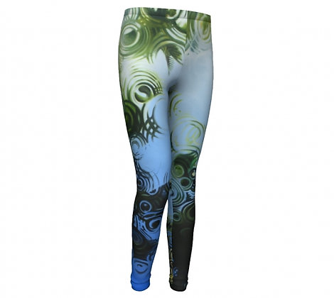 Beeautiful Palms Youth leggings
