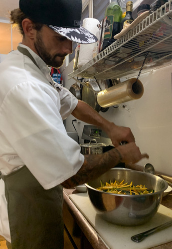 Chef Jason Sumpter