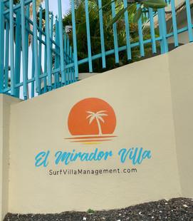 El Mirador Villa