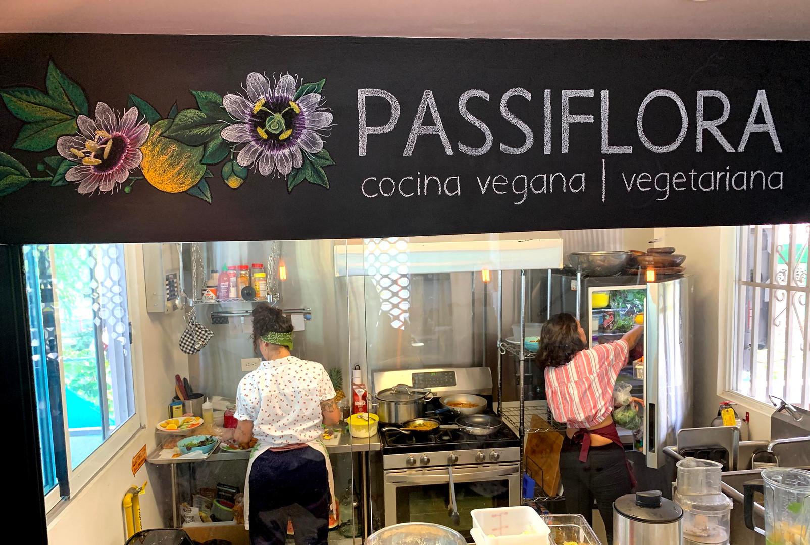 Passiflora Vegan Cuisine