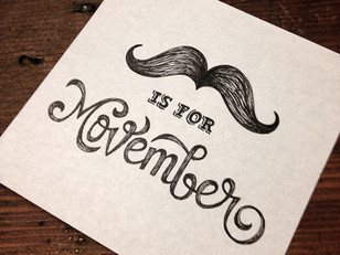 Movember – What's it all about?