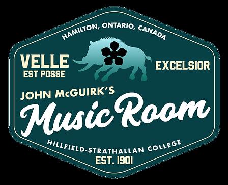 John McGuirk's Music Room