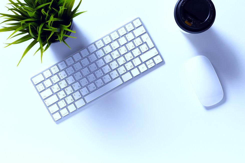 Keyboard Desktop Background