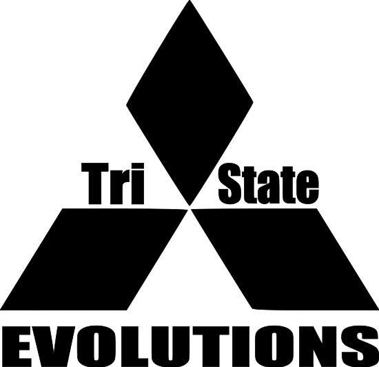 Tri-State Evo Group Decals