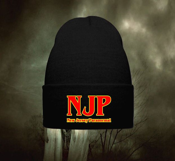 New Jersey Paranormal Beanie