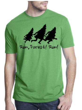 Run, Forest! Run!