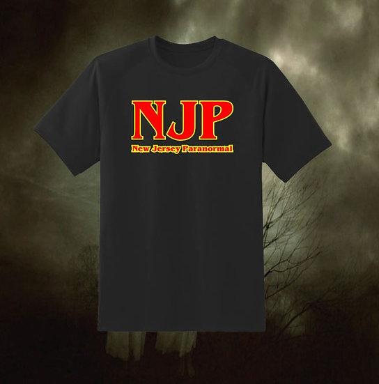 New Jersey Paranormal Logo Tshirt