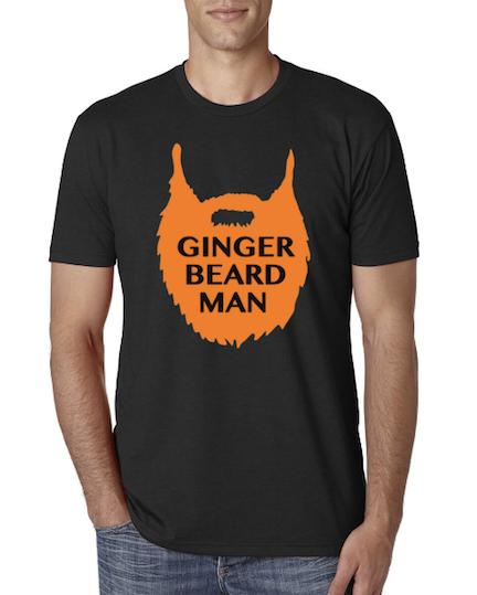 Ginger Beard Man