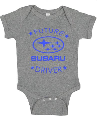 Future Subaru Driver