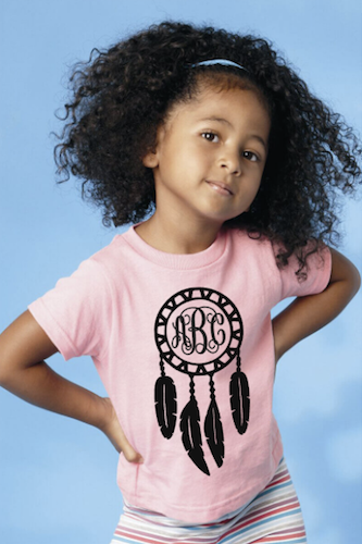 Custom Dream Catcher T-Shirt