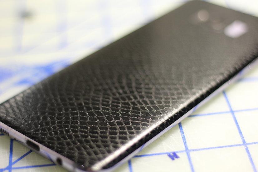 Snake Skin Cell Phone Skin