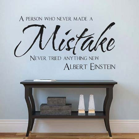"""Albert Einstein"" Quote"