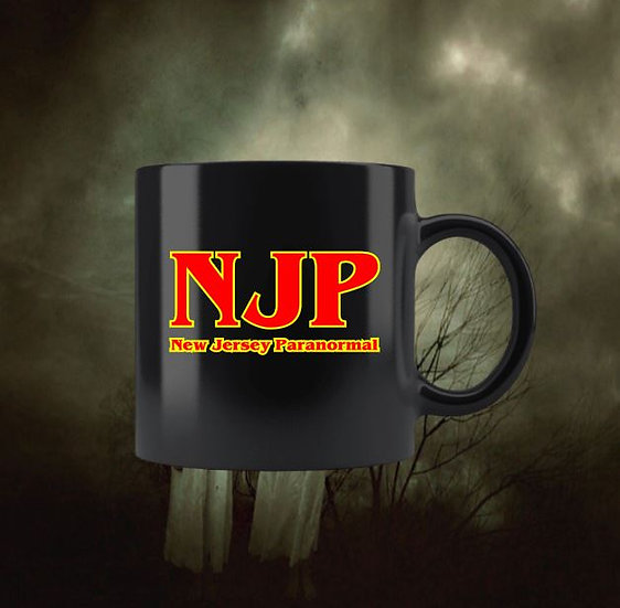 New Jersey Paranormal Coffee Mug