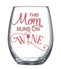 This Mom Runs on Wine