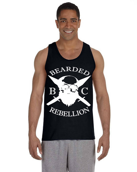 Bearded Rebellion Tank Top