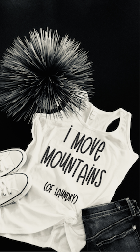I Move Mountains
