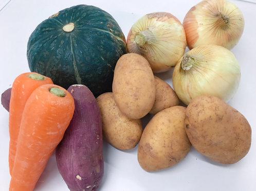 根菜類セット