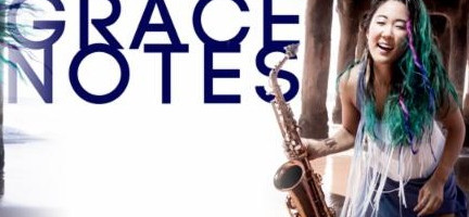 """Saxophonist Grace Kelly releases a smooth video of """"Auld Lang Syne"""""""