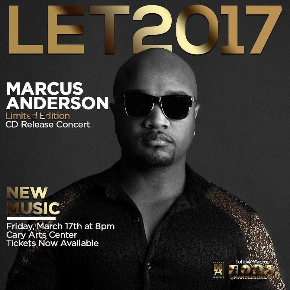 SMOOTH JAZZ TOP 20 ARTIST MARCUS ANDERSON