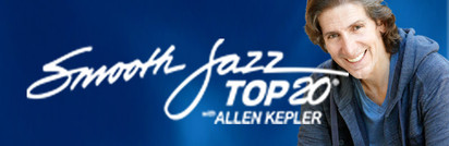 GERALD ALBRIGHT #1 ON THIS WEEK'S SMOOTH JAZZ TOP 20 COUNTDOWN