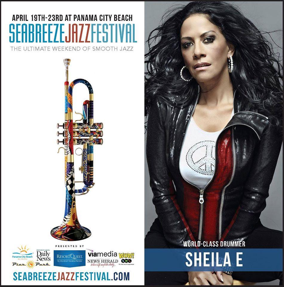 See Sheila E LIVE