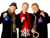 Peter White's Christmas Tour Beginning