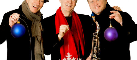 Peter White's Christmas Tour Beginning