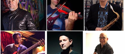CHIELI MINUCCI AND SPECIAL EFX COMING WITH A NEW CD AND A GIG AT NYC'S THE CUTTING ROOM