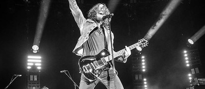 Chris Cornell of Soundgarden and Audioslave, Deceased at 53
