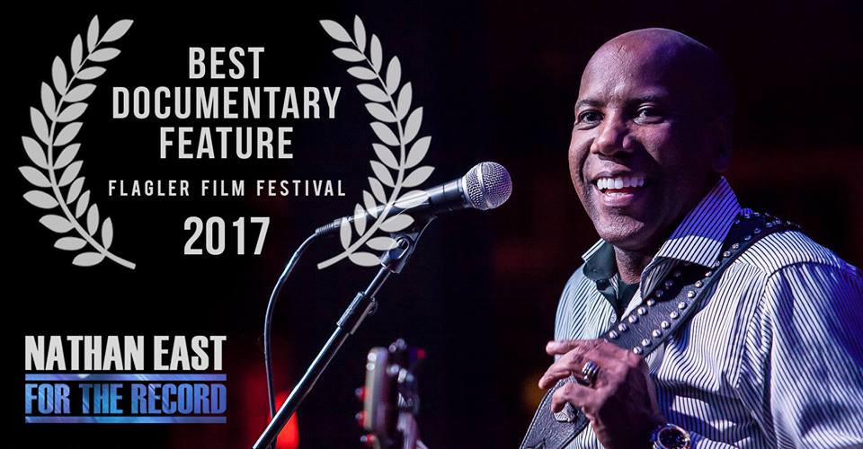 Best Documentary Feature for Nathan East