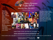 SAXOPHONIST MICHAEL PAULO TO PRODUCE 3RD ANNUAL ASIAN AMERICAN MUSIC FESTIVAL