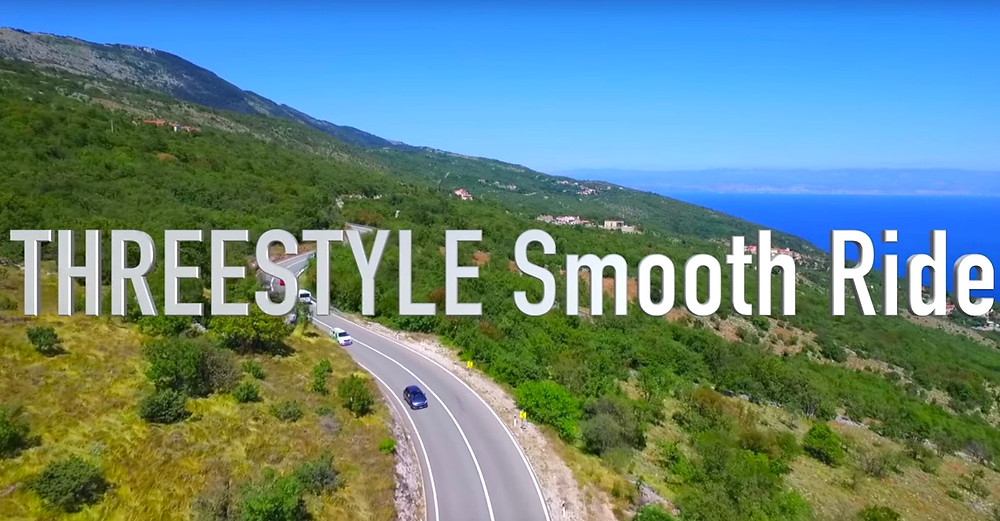 Threestyle SMOOTH RIDE