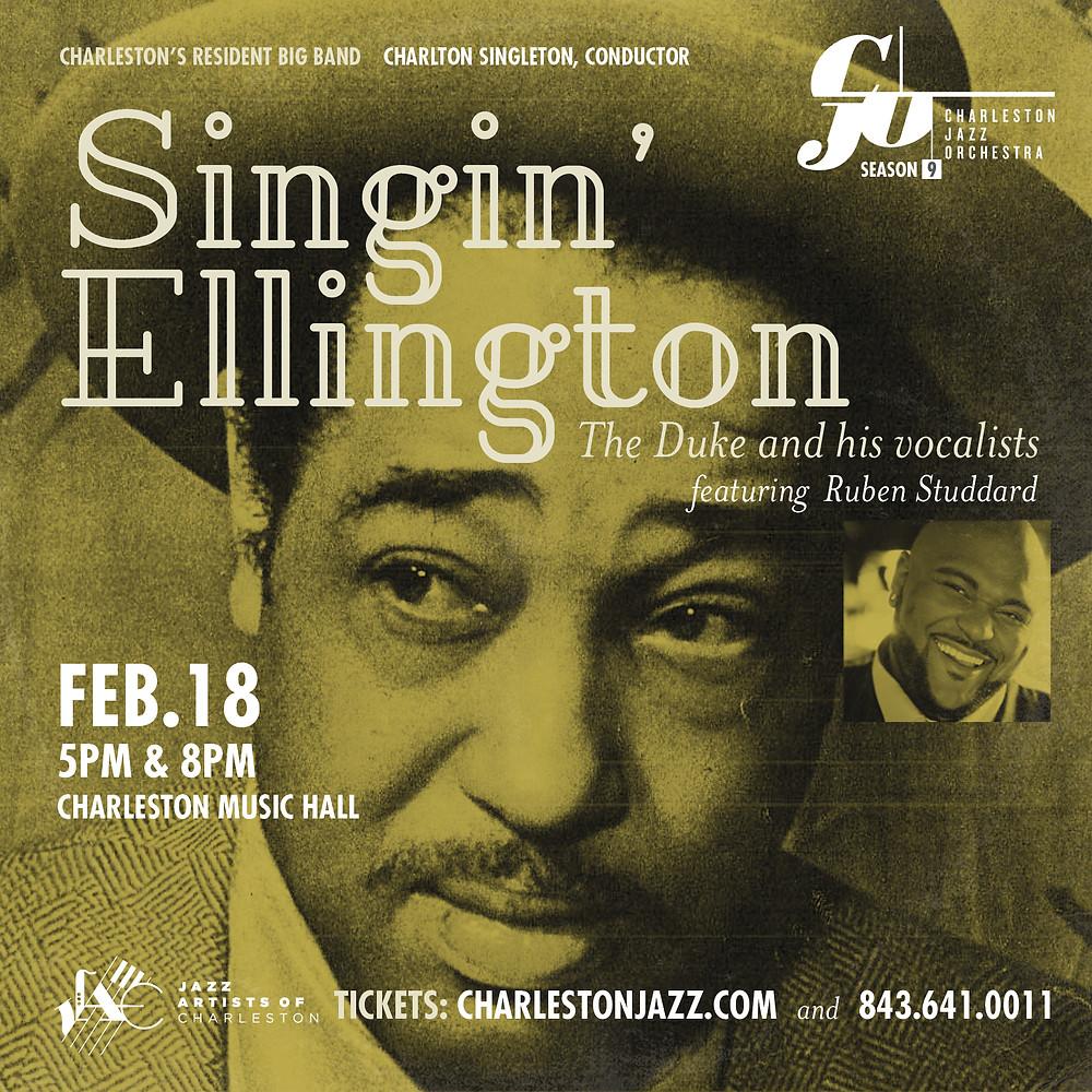 Studdard sings Ellington