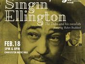 "RUBEN STUDDARD IS ""SINGIN' ELLINGTON"""