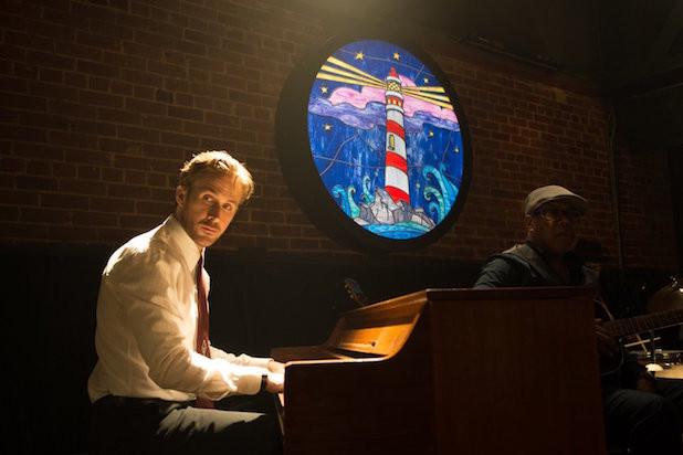 """Ryan Gosling in """"Lala Land"""""""