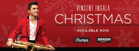 Vincent Ingala's Debut Christmas Album