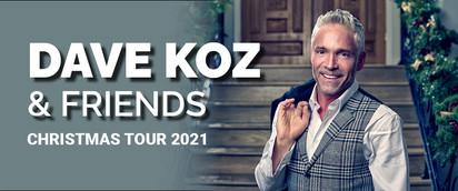 Dave Koz & Friends Set Christmas Tour Dates