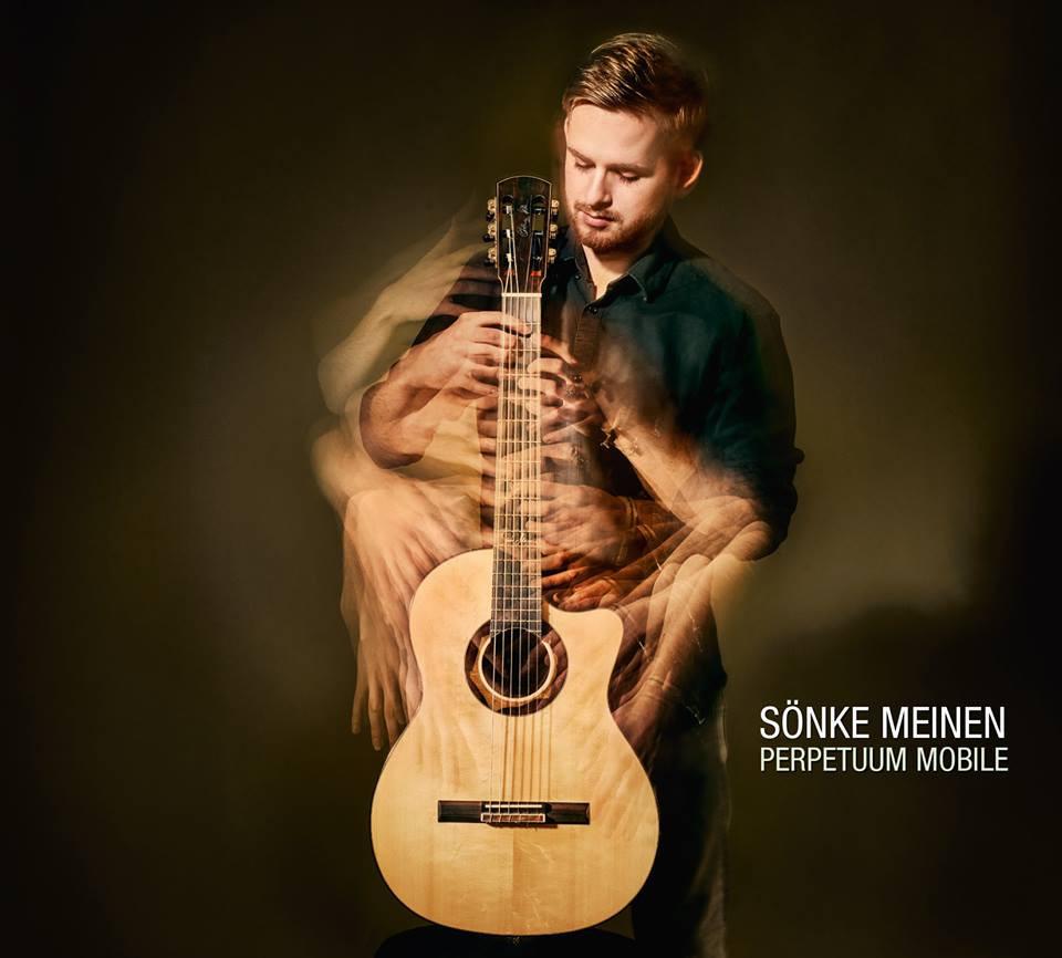 Amazing guitar playing by Sönke Meinen