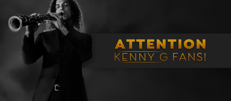 Kenny G Documentary In the Works
