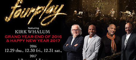 Watch: Fourplay Playing the Blue Note Tokyo