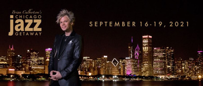 Brian Culbertson's CHICAGO JAZZ GETAWAY is ON for SEPTEMBER