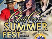 GULF COAST SUMMER FEST JAZZ EDITION LINEUP ANNOUNCED