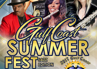 GULF COAST SUMMER FEST JAZZ EDITION LINEUP ANNOUNCED