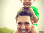Michael Bublé's Toddler Diagnosed with Cancer