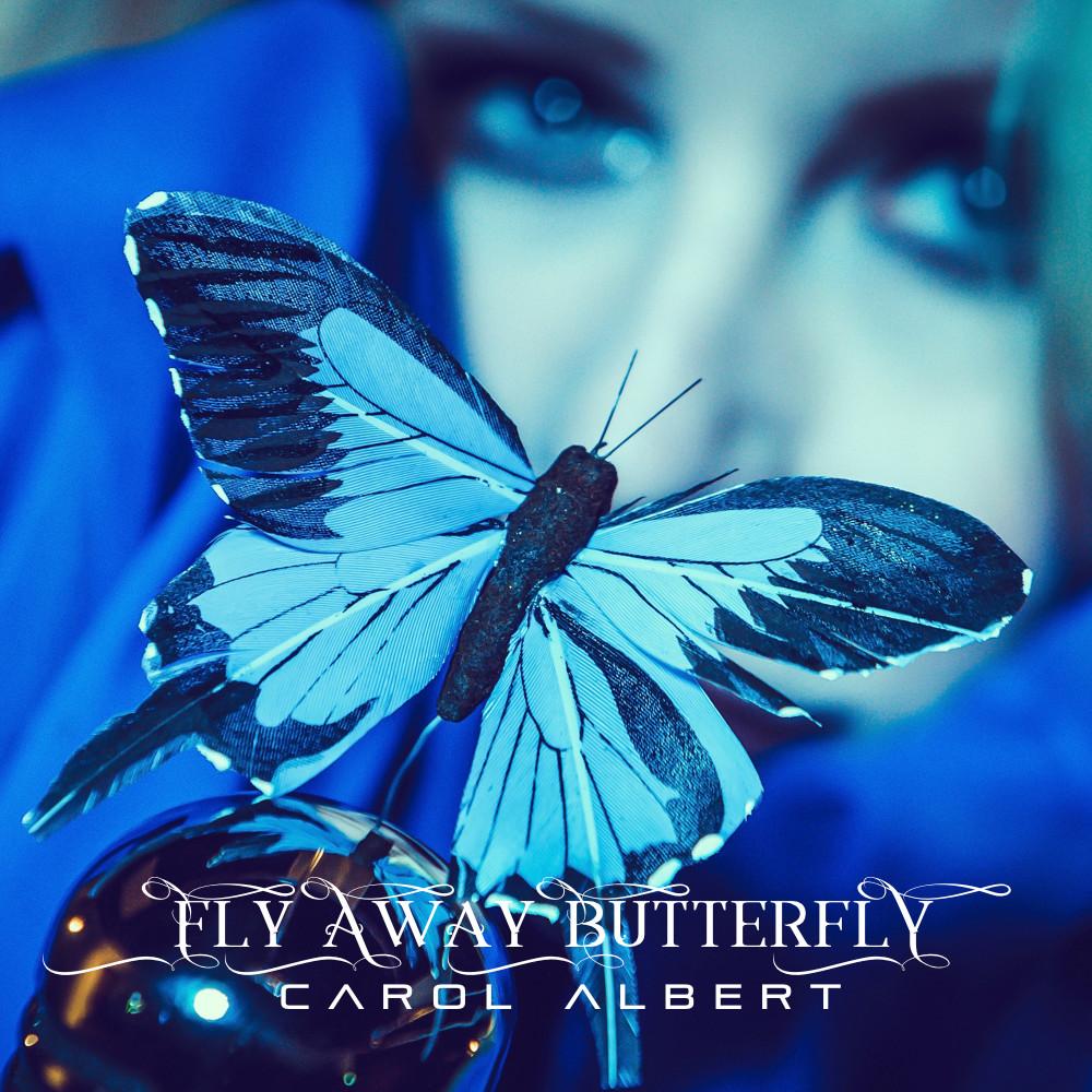 Carol Albert's FLY AWAY BUTTERFLY