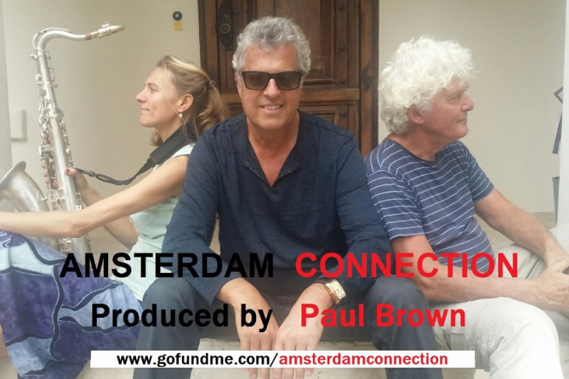 Paul Brown with Amsterdam Connection