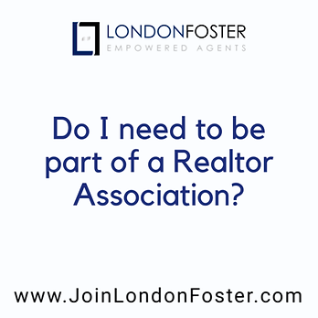 Do you have to be part of Realtor Board.